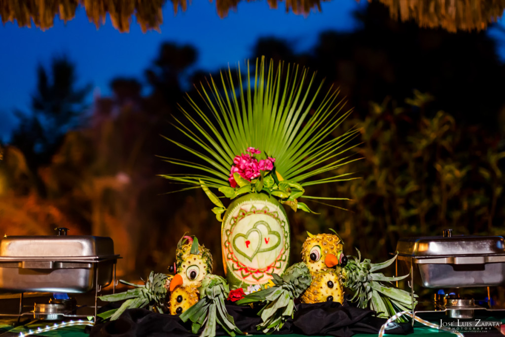 Paul & Venessa - Placencia Luxury Wedding - Belize Ocean Club - Luxury Wedding - Rehearsal Dinner