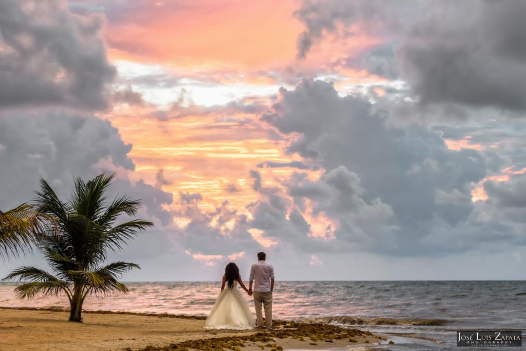 Paul & Venessa - Placencia Belize Wedding - Belize Ocean Club - Luxury Wedding - Next Day Photos