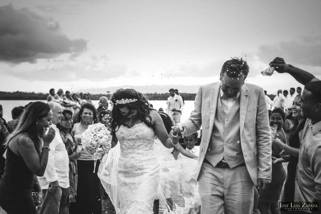 Paul & Venessa - Placencia Luxury Wedding - Belize Ocean Club - Belize Ocean Club - Luxury Wedding