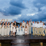 Paul & Venessa - Placencia Belize Wedding - Belize Ocean Club - Luxury Wedding