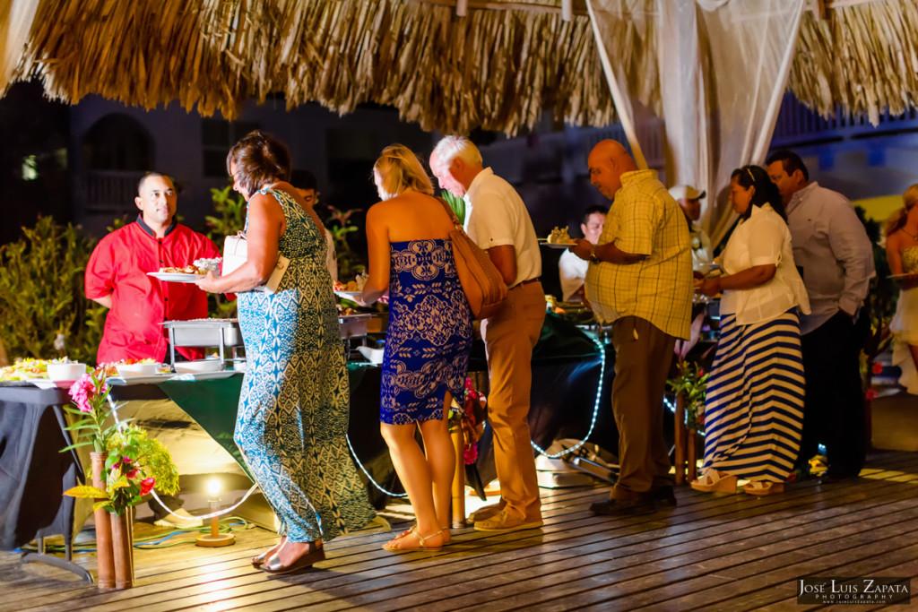 Paul & Venessa - Placencia Belize Wedding - Belize Ocean Club - Luxury Wedding - Rehearsal Dinner