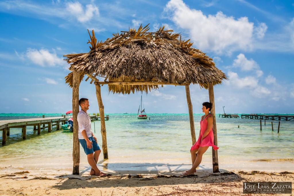 San Pedro Town Belize Engagement (12)