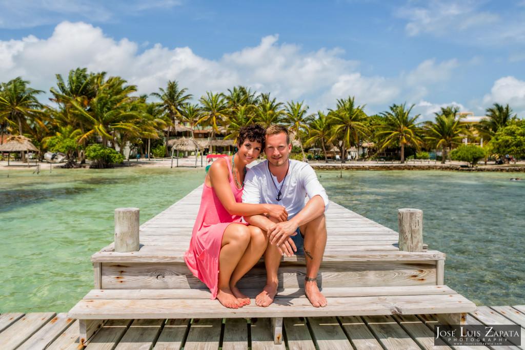 San Pedro Town Belize Engagement (10)
