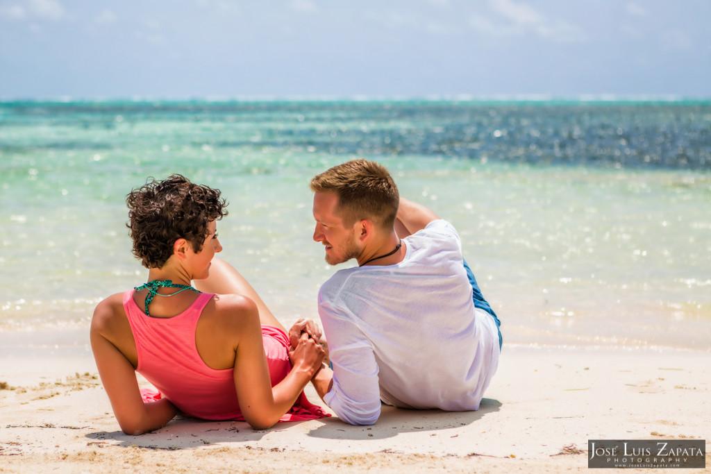 San Pedro Town Belize Engagement (7)