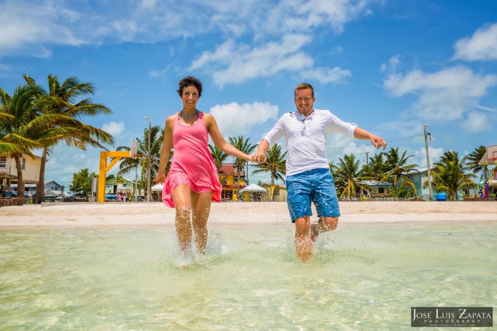San Pedro Town Belize Engagement (6)