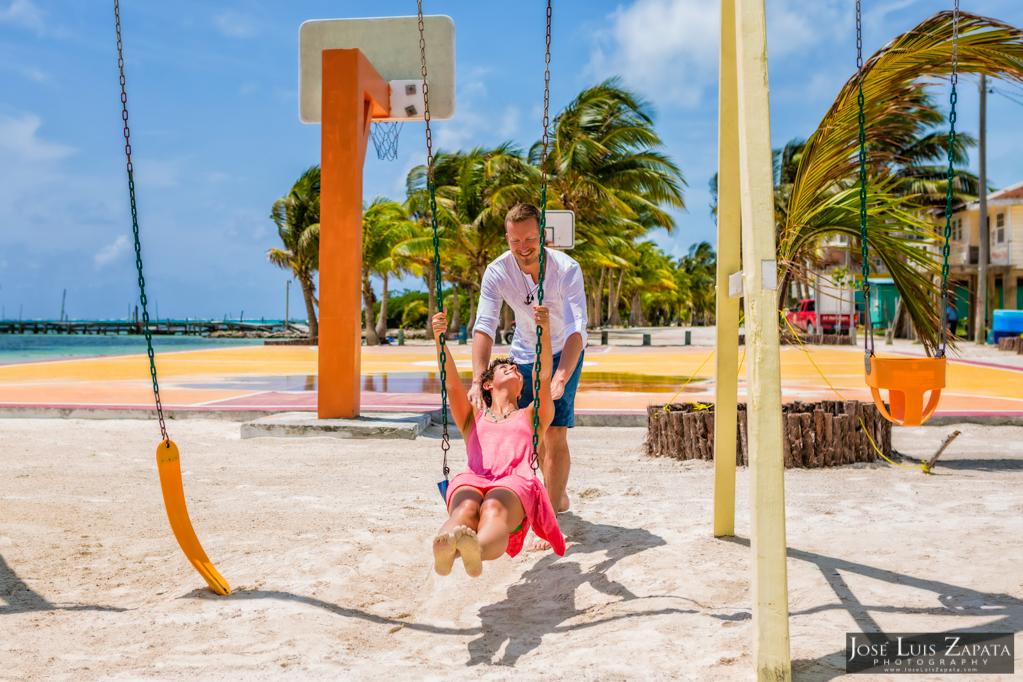 San Pedro Town Belize Engagement (4)