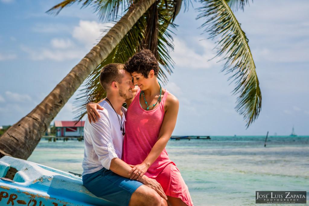 San Pedro Town Belize Engagement (20)