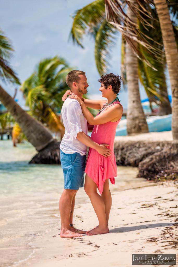 San Pedro Town Belize Engagement (19)