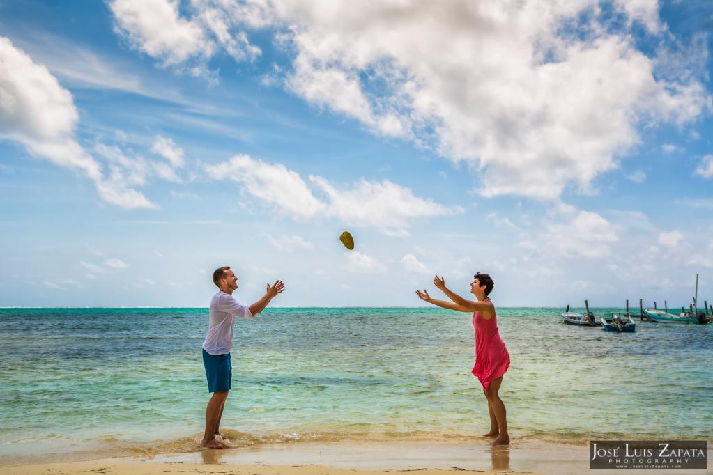 San Pedro Town Belize Engagement (16)