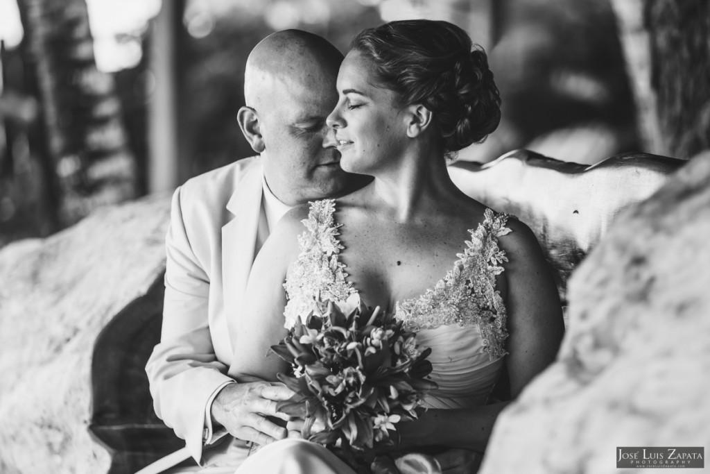 Shawna & Eric - Xanadu Island Resort, Belize Wedding (1)