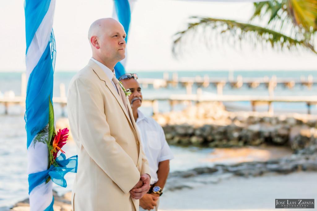 Shawna & Eric - Xanadu Island Resort, Belize Wedding (29)