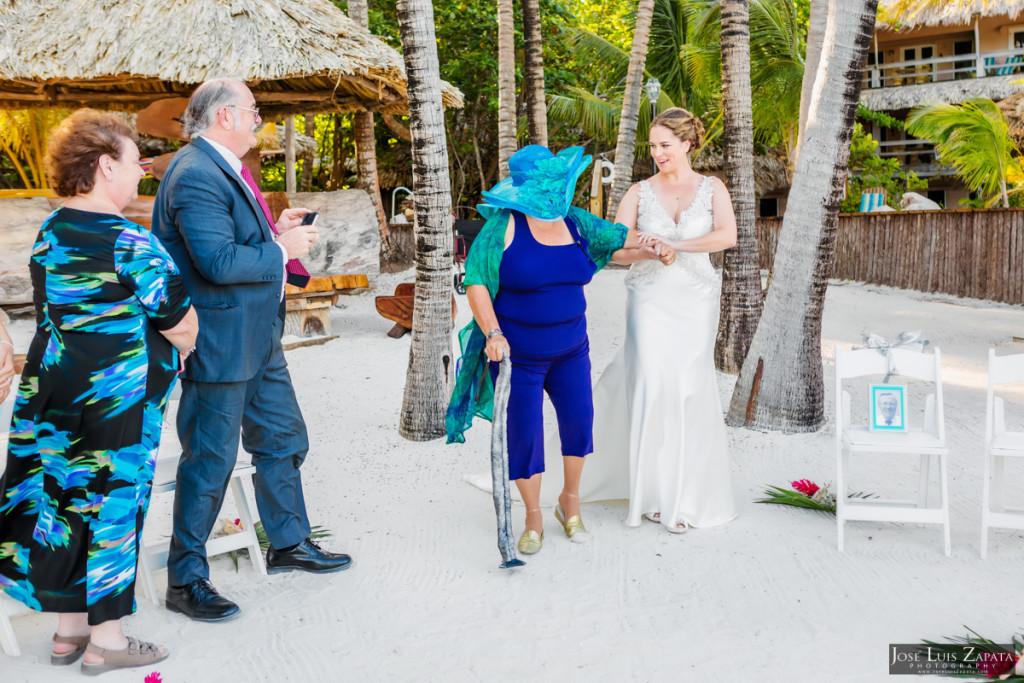 Shawna & Eric - Xanadu Island Resort, Belize Wedding (28)