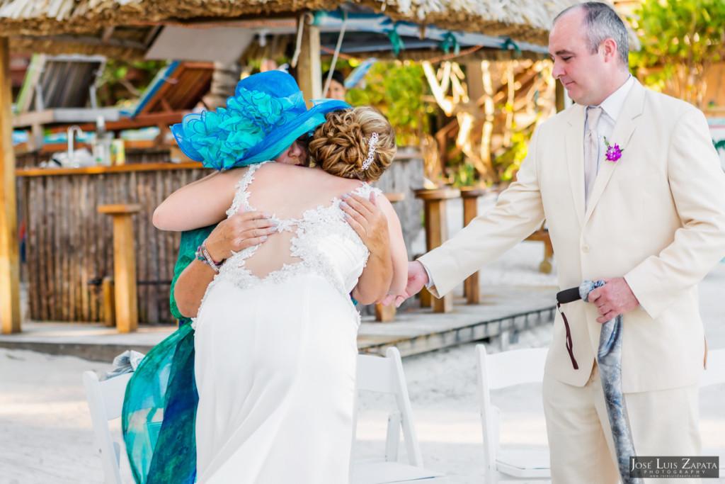 Shawna & Eric - Xanadu Island Resort, Belize Wedding (27)