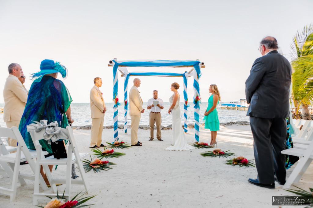 Shawna & Eric - Xanadu Island Resort, Belize Wedding (21)