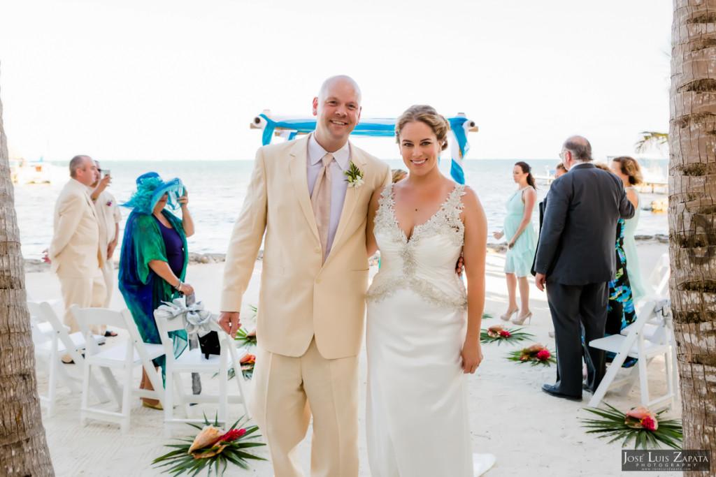 Shawna & Eric - Xanadu Island Resort, Belize Wedding (18)