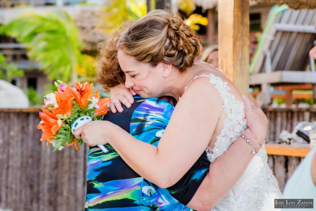 Shawna & Eric - Xanadu Island Resort, Belize Wedding (17)