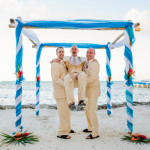 Shawna & Eric - Xanadu Island Resort, Belize Wedding (9)