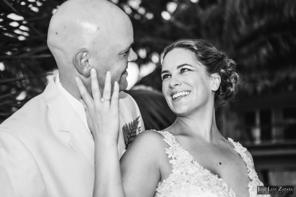 Shawna & Eric - Xanadu Island Resort, Belize Wedding (8)