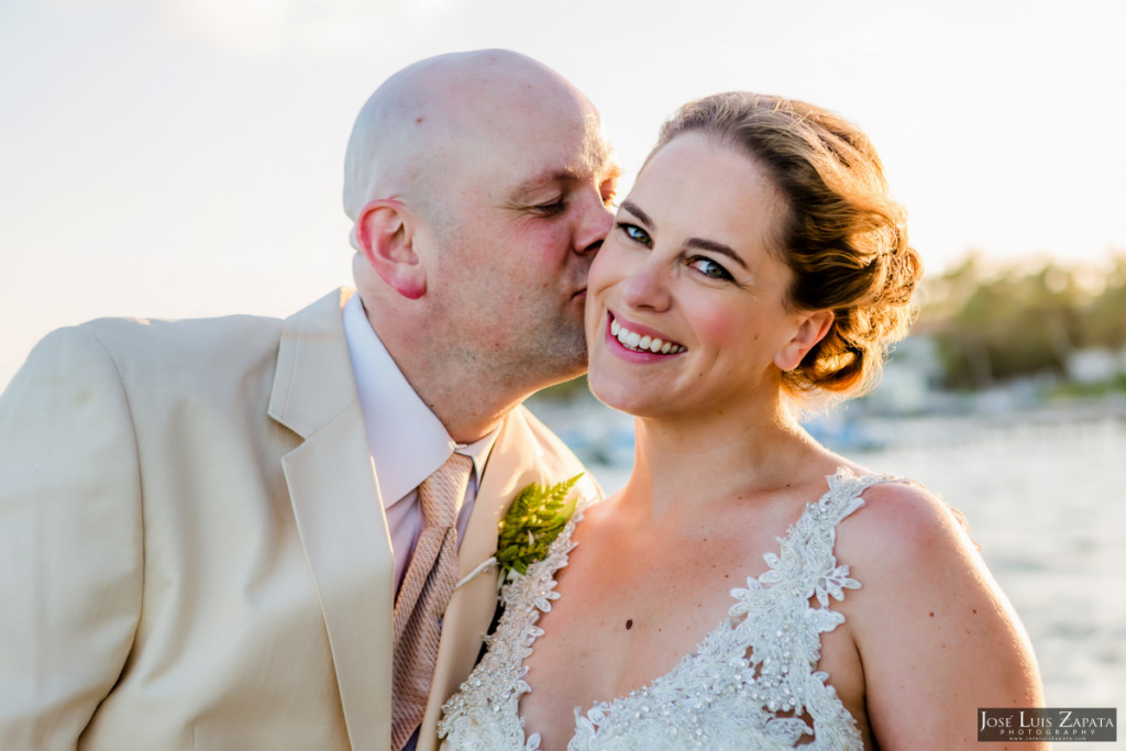 Shawna & Eric - Xanadu Island Resort, Belize Wedding (6)