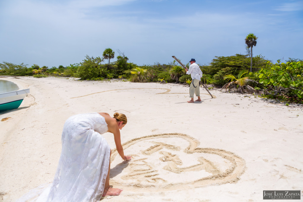 San Pedro Sandbar Next Day Wedding Photos (16)