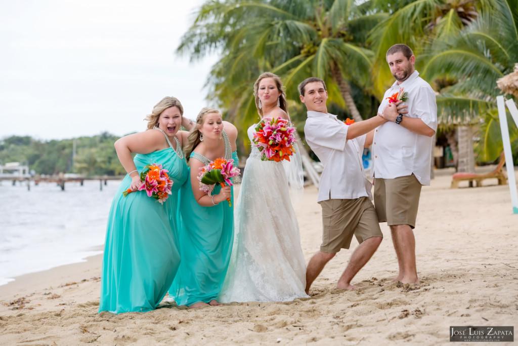 Brian & Emily - Destination Hopkins Belize Wedding (26)