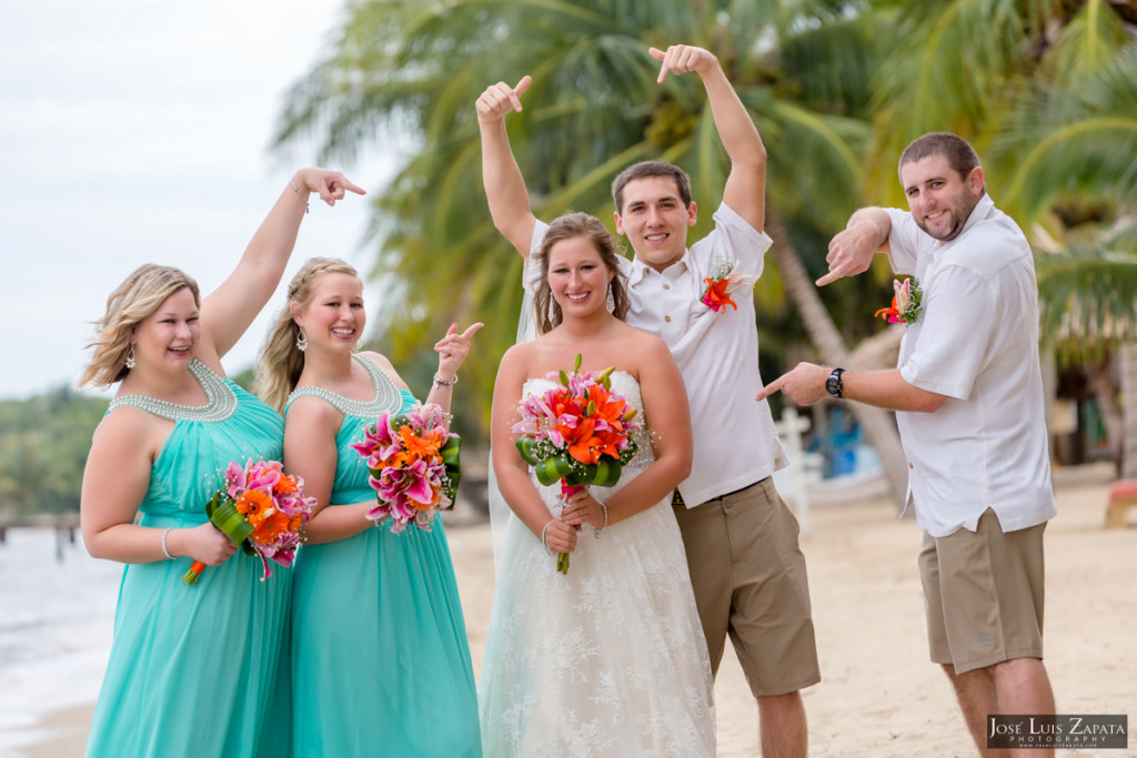Brian & Emily - Destination Hopkins Belize Wedding (25)