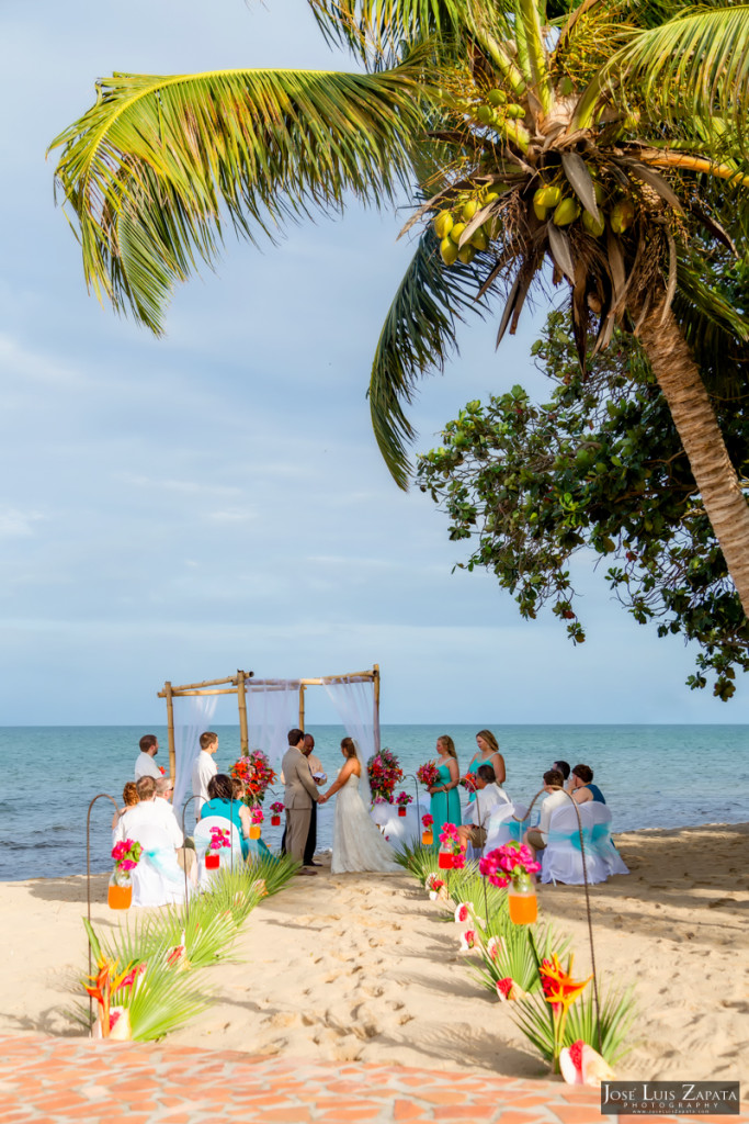 Brian & Emily - Destination Hopkins Belize Wedding (21)