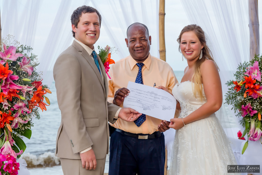 Brian & Emily - Destination Hopkins Belize Wedding (14)