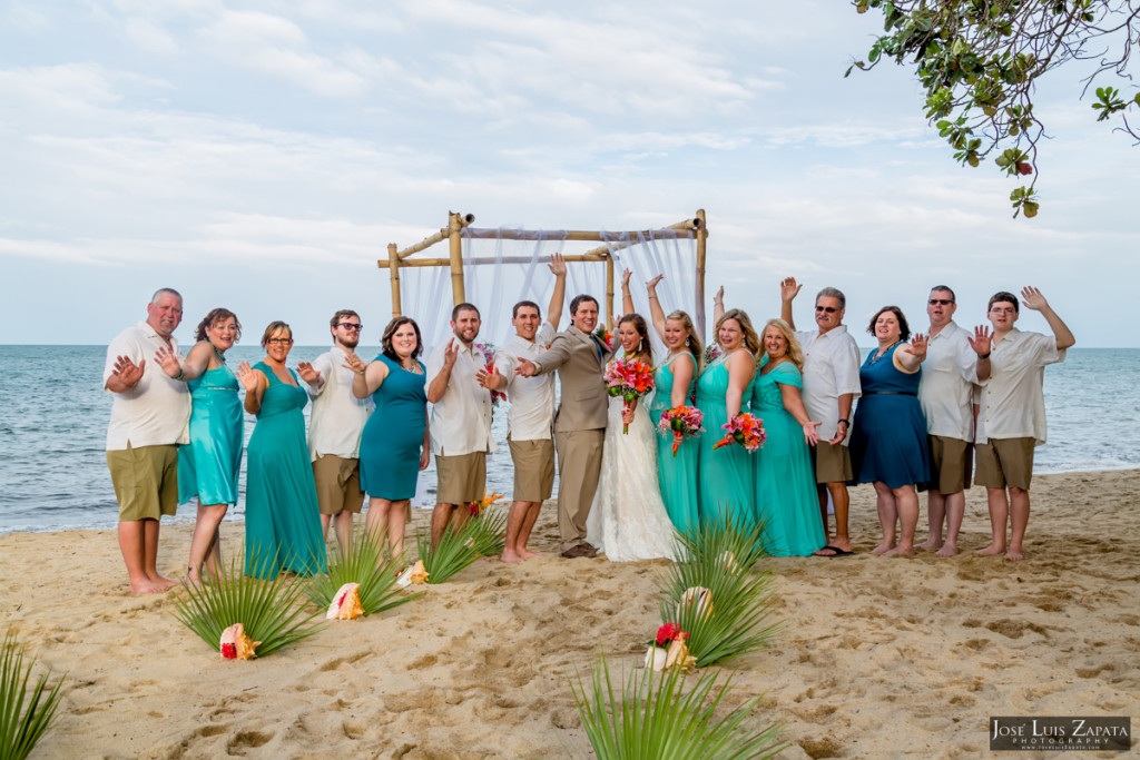 Brian & Emily - Destination Hopkins Belize Wedding (12)