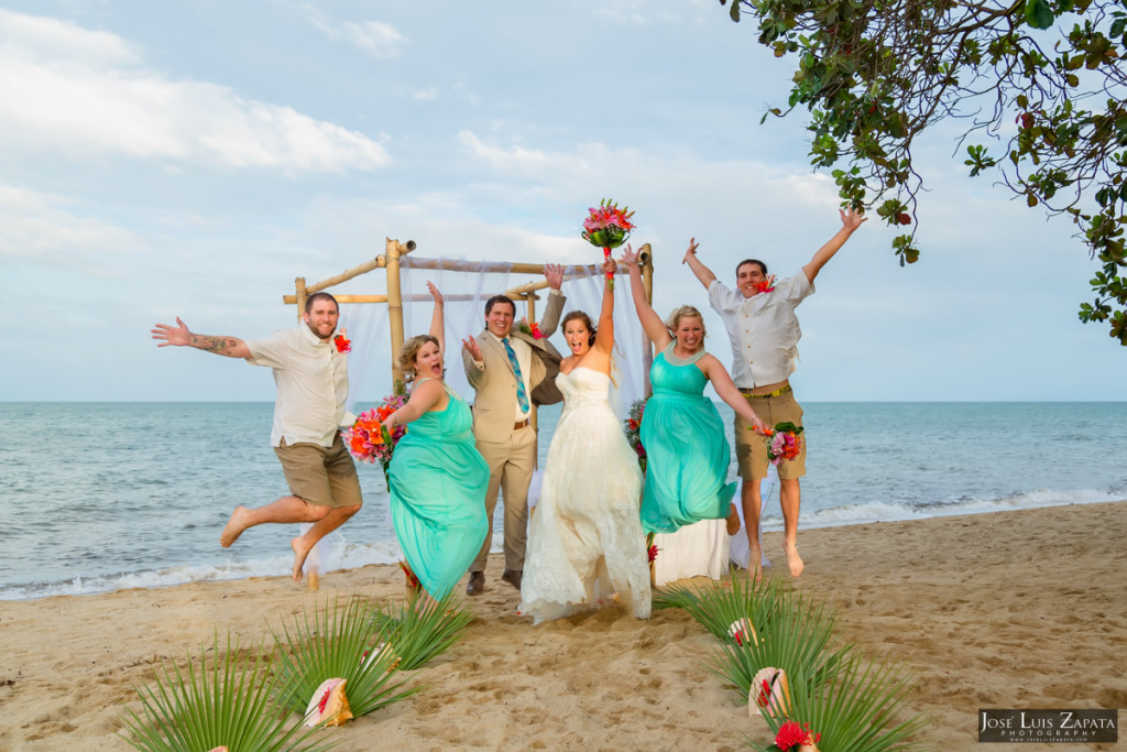 Brian & Emily - Destination Hopkins Belize Wedding (11)