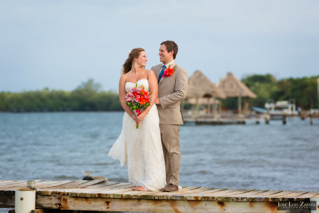 Brian & Emily - Destination Hopkins Belize Wedding (10)