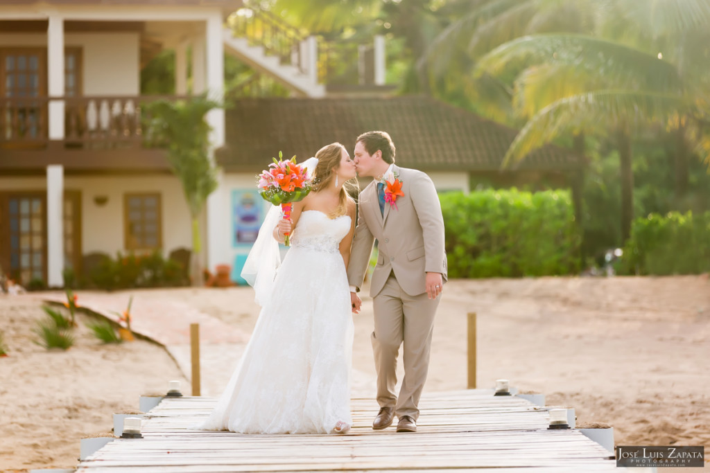 Brian & Emily - Destination Hopkins Belize Wedding (8)