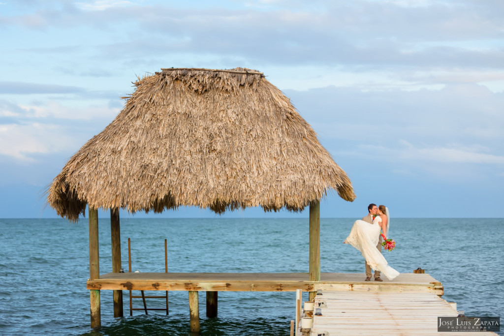 Brian & Emily - Destination Hopkins Belize Wedding (6)