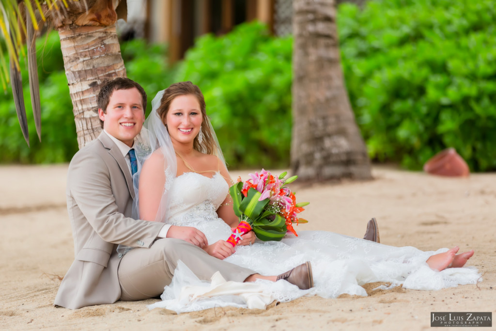 Brian & Emily - Destination Hopkins Belize Wedding (3)
