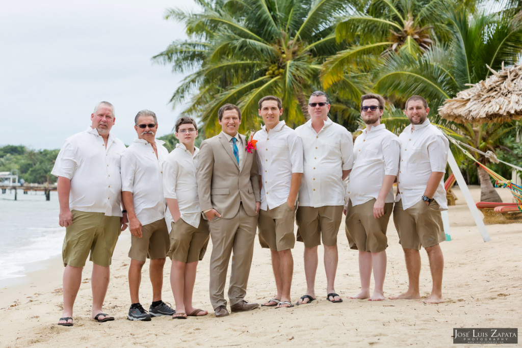Brian & Emily - Destination Hopkins Belize Wedding (43)