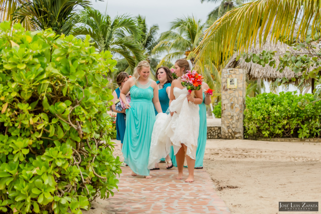 Brian & Emily - Destination Hopkins Belize Wedding (31)