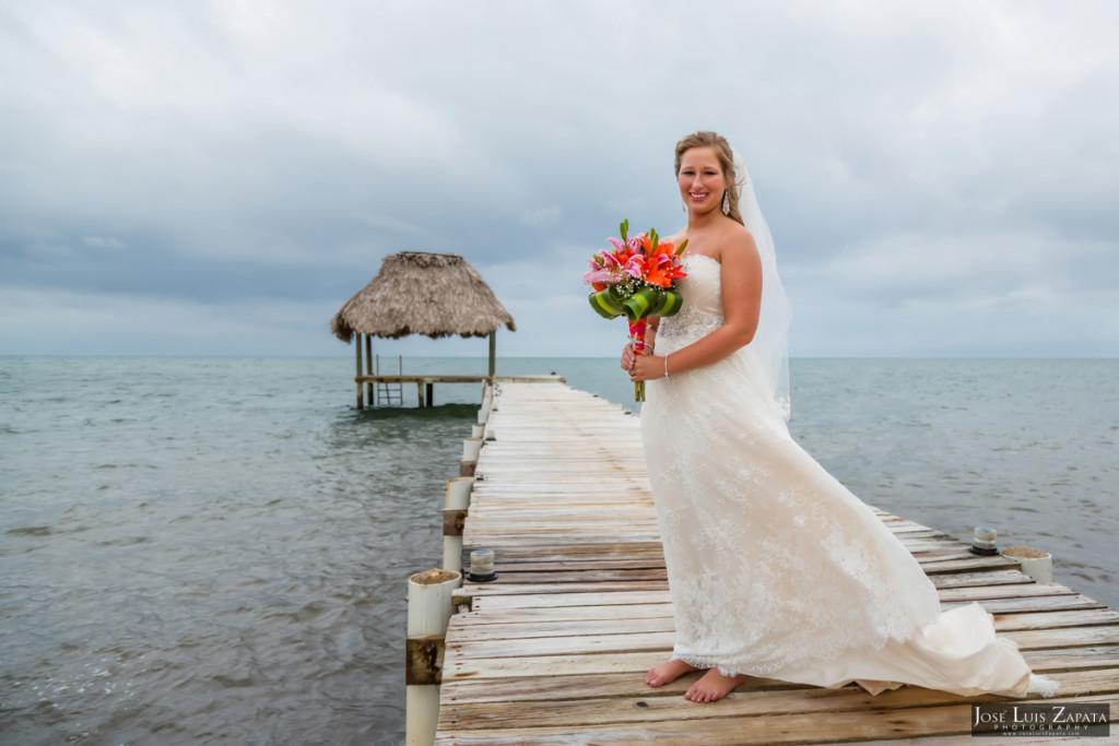 Brian & Emily - Destination Hopkins Belize Wedding (30)