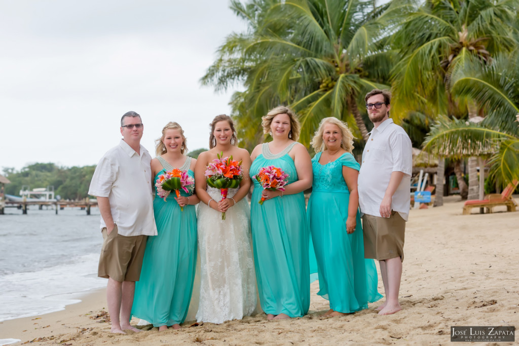 Brian & Emily - Destination Hopkins Belize Wedding (27)