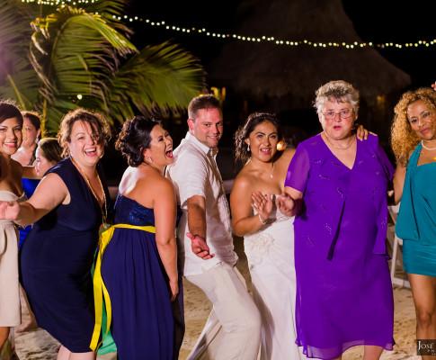 San Pedro Belize Wedding Celebration at Ramon's Village