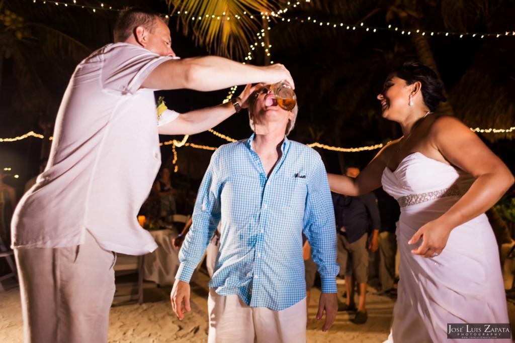 Jeff & Haidy - Ramon's Village Resort, San Pedro Beach Wedding (14)