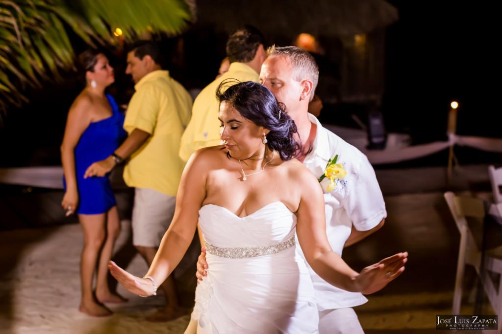 Jeff & Haidy - Ramon's Village Resort, San Pedro Beach Wedding (2)