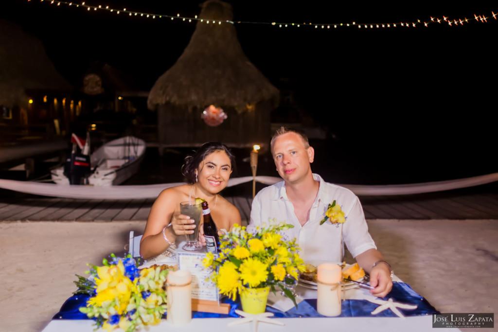 Jeff & Haidy - Ramon's Village Resort, San Pedro Beach Wedding (1)