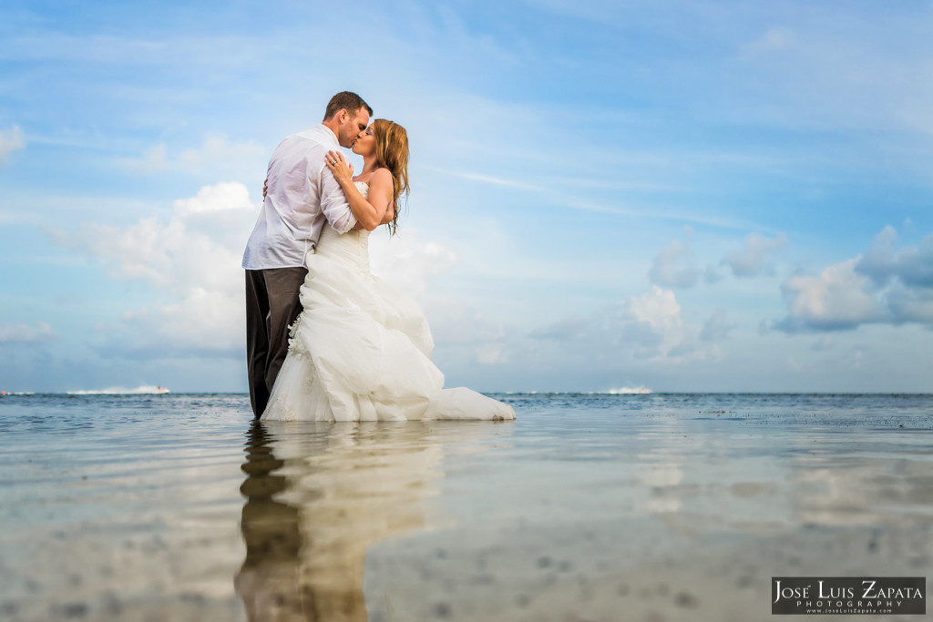 Mike & Jaclyn Wedding Photos - San Pedro Belize (25)