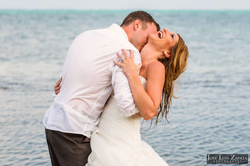 Mike & Jaclyn Wedding Photos - San Pedro Belize (24)
