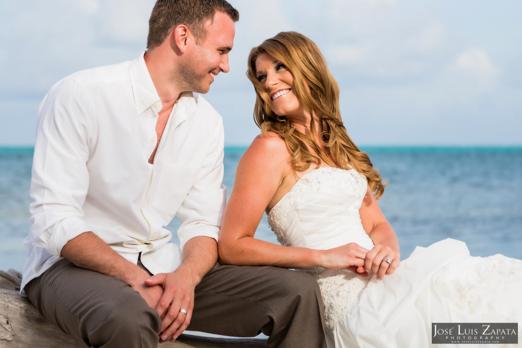 Mike & Jaclyn Wedding Photos - San Pedro Belize (36)