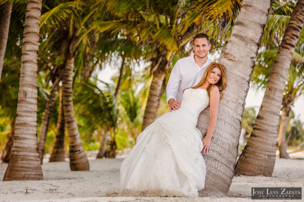 Mike & Jaclyn Wedding Photos - San Pedro Belize (16)