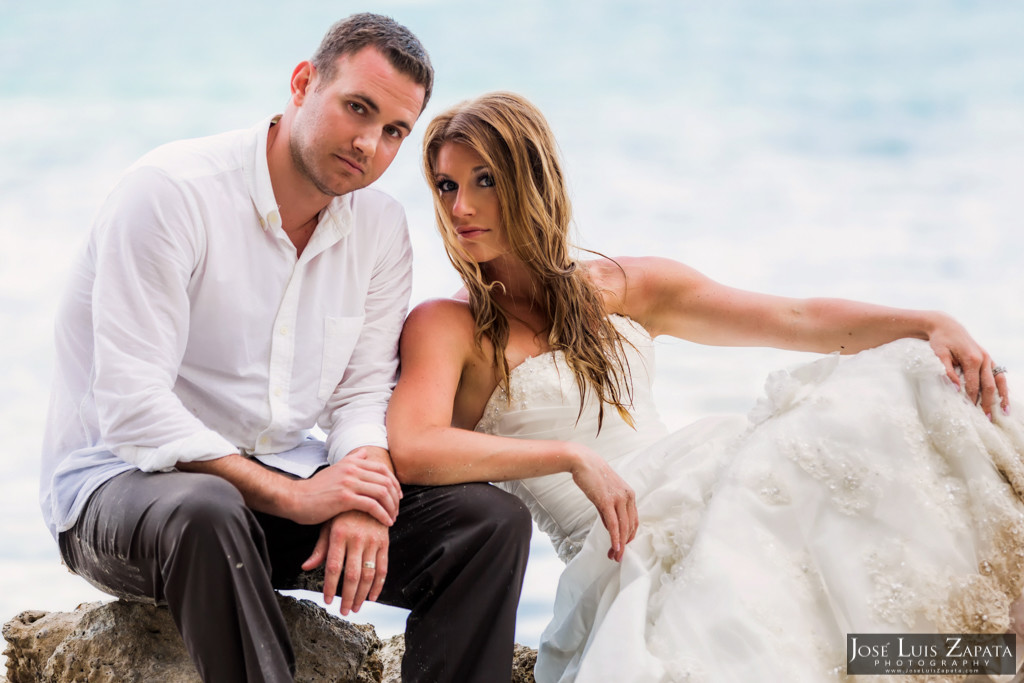 Mike & Jaclyn Wedding Photos - San Pedro Belize (14)