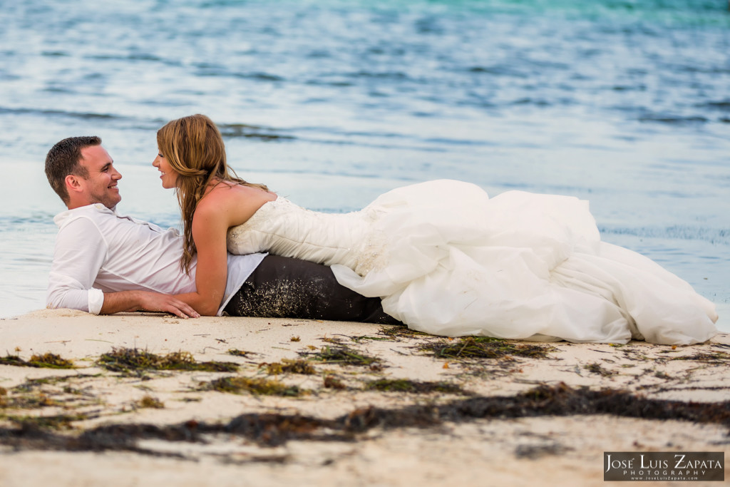 Mike & Jaclyn Wedding Photos - San Pedro Belize (9)