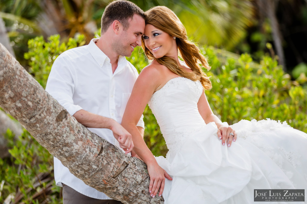 Mike & Jaclyn Wedding Photos - San Pedro Belize (35)