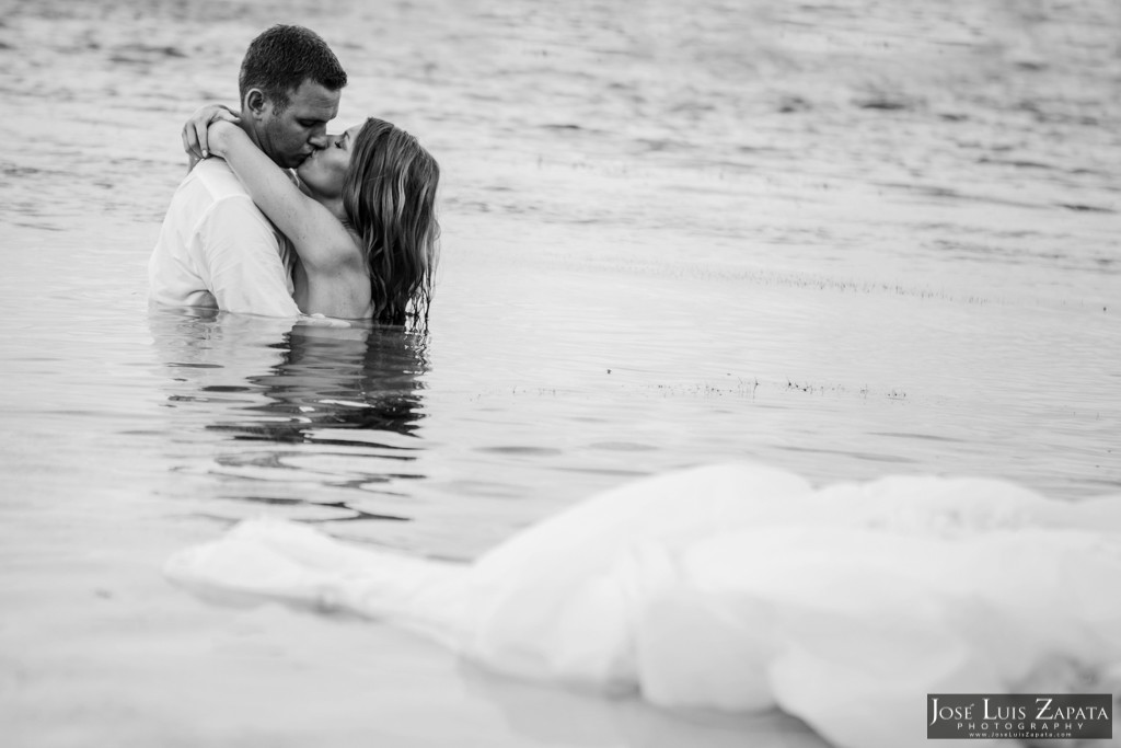 Mike & Jaclyn Wedding Photos - San Pedro Belize (3)